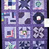 My Purple Sampler by Desere Williams age 12