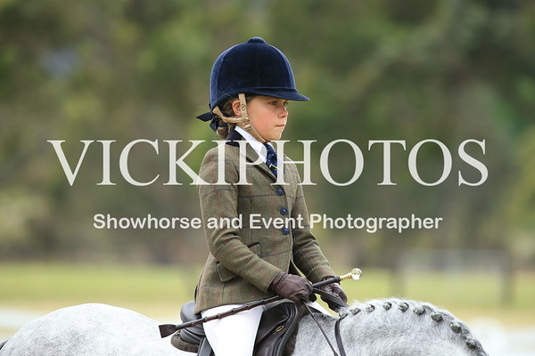 Class 7 - Child's First Ridden Show Hunter Pony