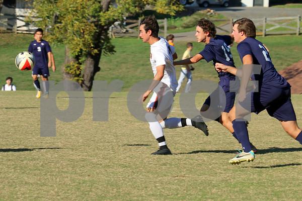 2016 Soccer Landon 2 v Prep 1 in OT