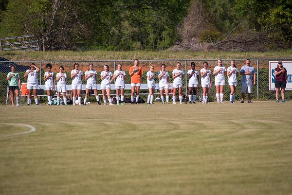 04-18-16  NCHS vs Fike Soccer