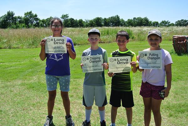 2016 Softball and Golf Camp