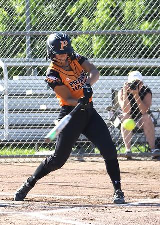 Xavier vs. Prairie Softball 6/15/16