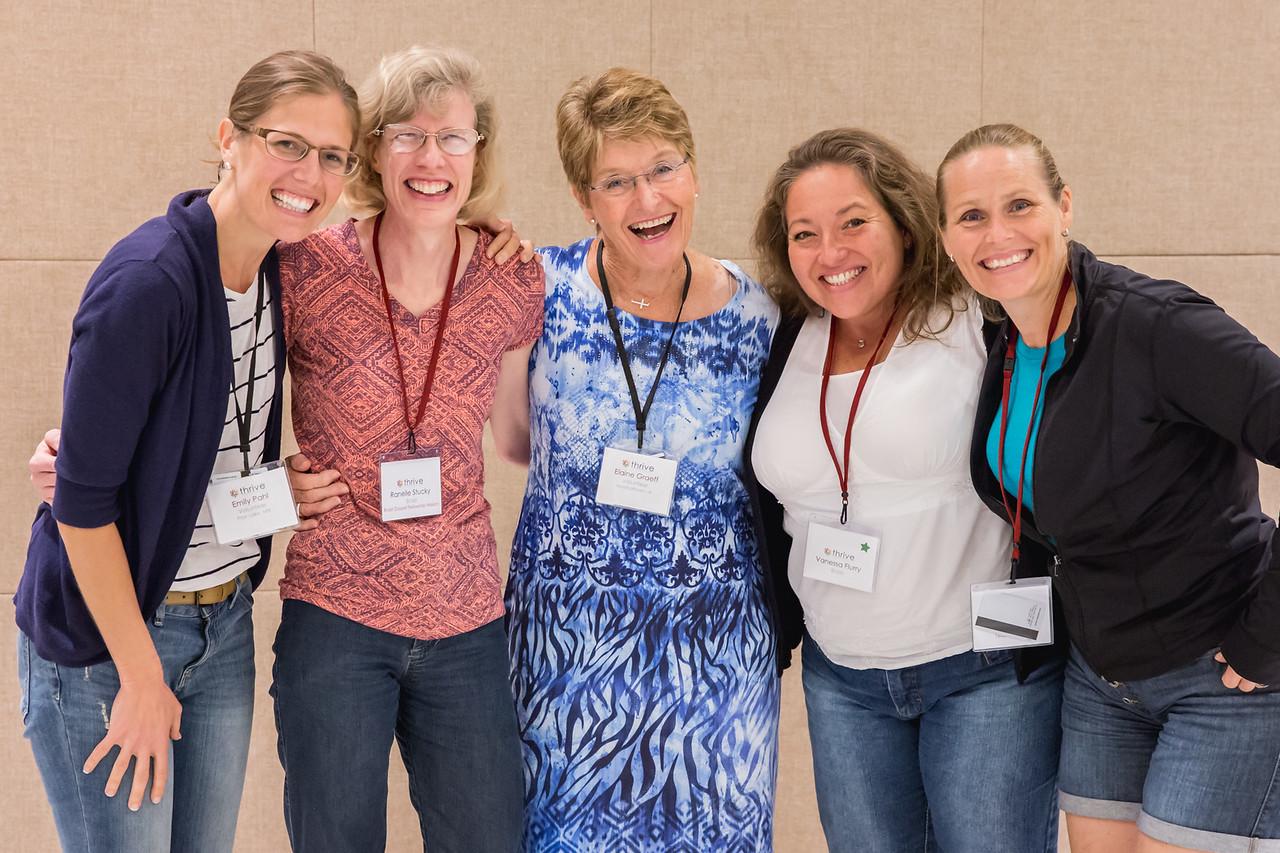 V Emily Pahl, A Ranelle Stucky, V Elaine Graeff, A Vanessa Flurry, A Patsy Buhler