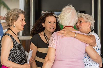 V Karen Watts, V Debbie Seward, back of A Esther Goessen, V Jill Fenoglio