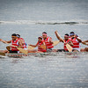 Boat races take place at the Southeast Asian Water Festival in Lowell on Saturday. SUN/Caley McGuane