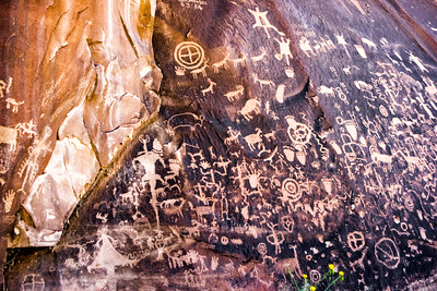 Newspaper Rock State Historical Monument (Utah)