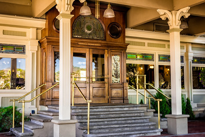 Durango, Colorado - General Palmer Hotel