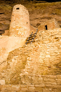 Cliff Palace at Mesa Verde National Park in Colorado