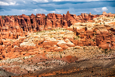 Arches National Park in Moab, Utah