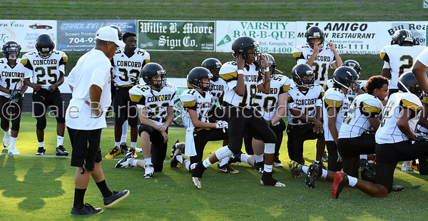 JV Kannapolis Game