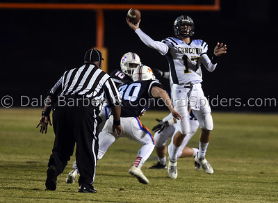 Marvin Ridge Game - 1st Round