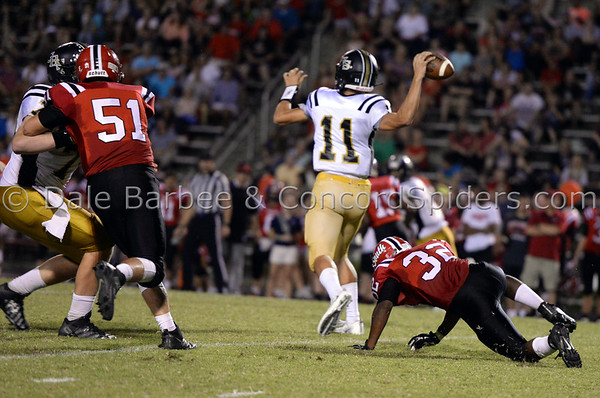 South Rowan Game