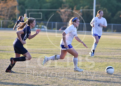 West Oak at Wren Girls 4-14-16