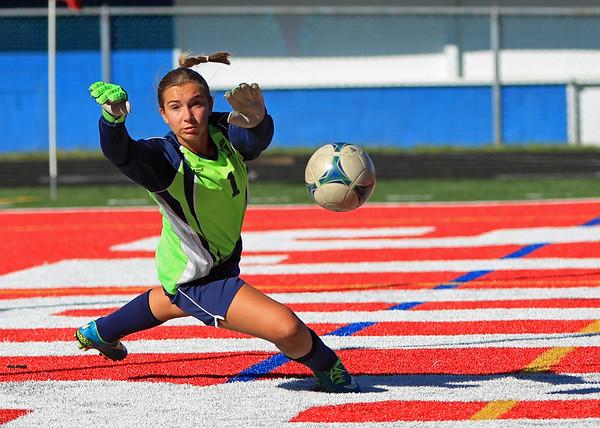 Randolph Girls JV Soccer - 2016 Season