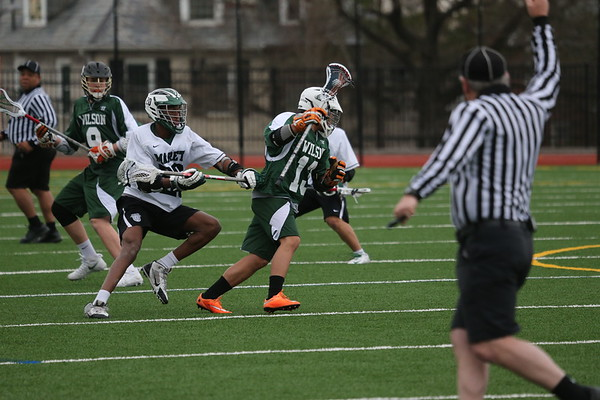 Boys Lacrosse: Maret vs. Wilson
