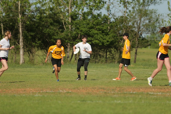 DCSAA Ultimate Frisbee
