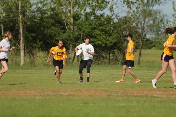 DCSAA Ultimate Frisbee