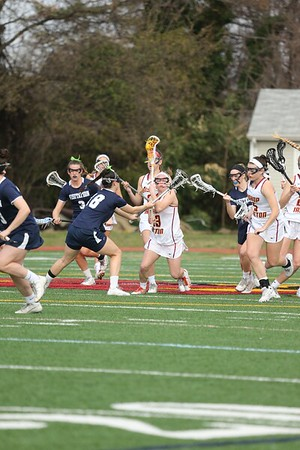 Girls lacrosse: Ireton vs. Visitation