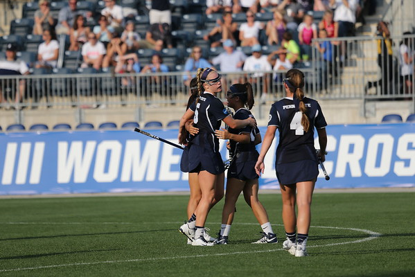 NCAA Women's Lax Final Four Semis: UNC vs. PSU
