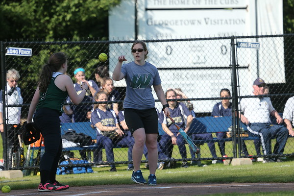 Softball: Wilson vs. Visitation