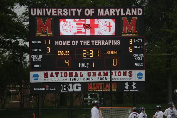 WCAC Boys lacrosse finals: Gonzaga vs. DeMatha