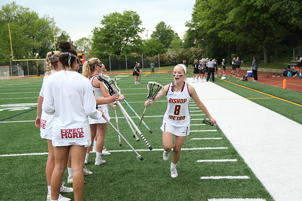 WCAC Girls lax semis: Ireton vs. Holy Cross