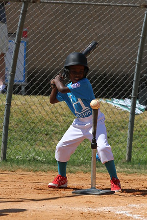 T-Ball Division Photos