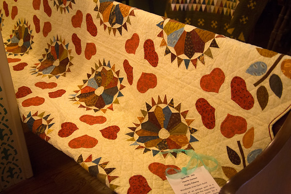 2016 St Mary's Quilt Show