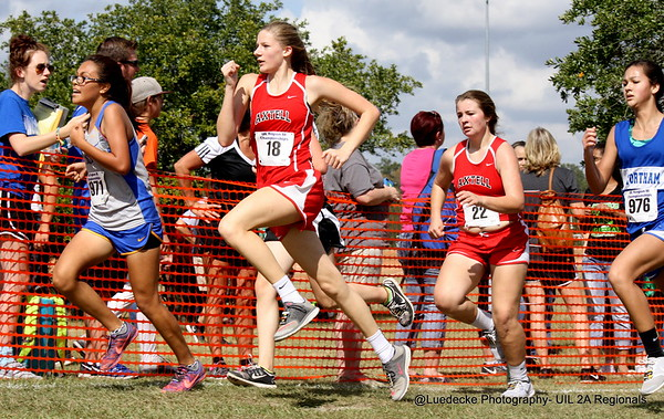 UIL 2A Region 3 Cross Country Meet
