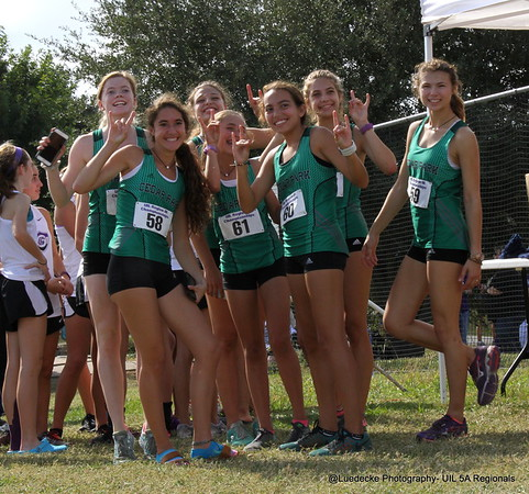 UIL 5A Region 3 Cross Country
