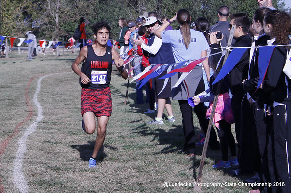 State 4A boys - Cross Country UIL