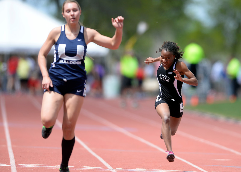 State Track and Field Day 1