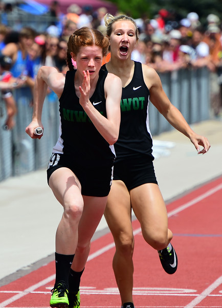 State Track on Friday