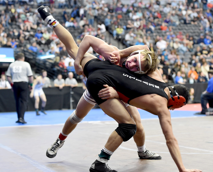 Colorado State Wrestling Final Day  StateWrestling FinalDay15Sta