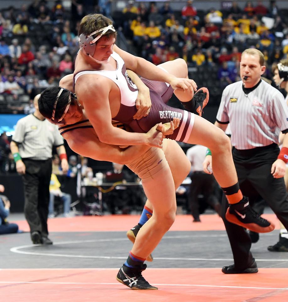 Colorado State Wrestling Final Day  StateWrestling FinalDay22Sta