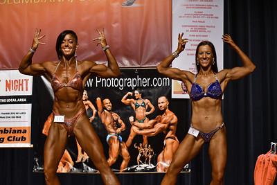 Women's Physique Finals