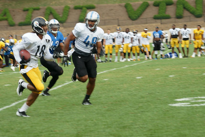 2016 Pittsburgh Steelers Training Camp