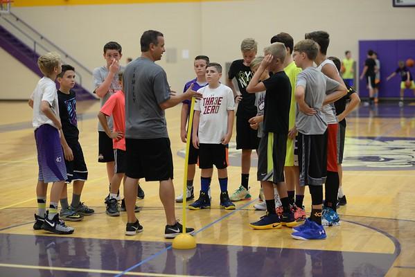 2016 Summer Basketball Academy