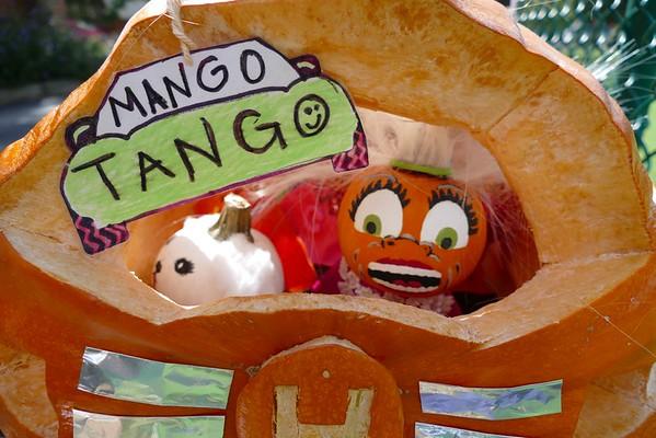 Oct - Fall Fun/Pumpkin Contest