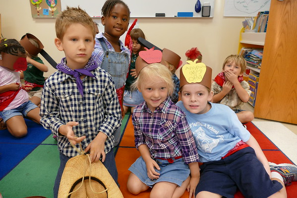 Johnny Appleseed Day - K5