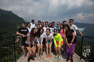 Monte Brè Hike