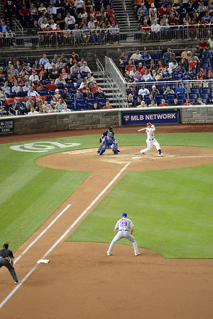 Partner Reception and Nats Ball Game