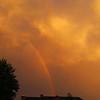 06-15-16 Dayton 01 sunset rainbow