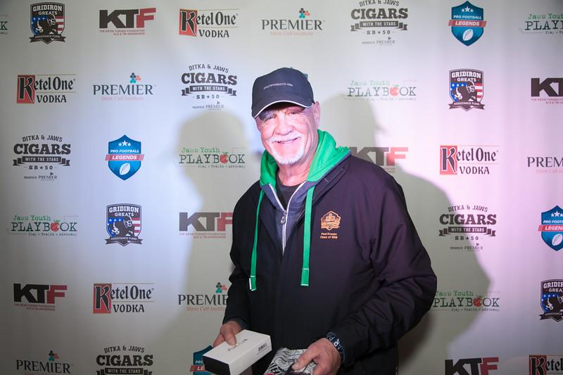 Paul Krause - Pro Football Hall of Fame