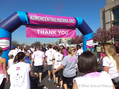 2016 Susan B Komen Race for the Cure