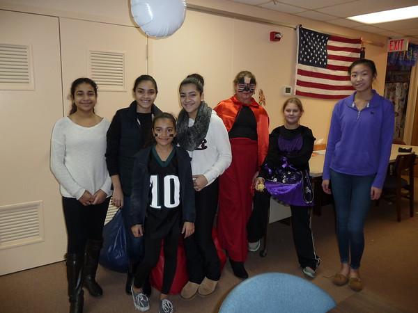 2016 TAB Halloween Event