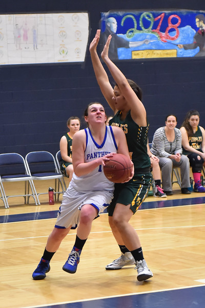 2016-02-23 Girls Basketball