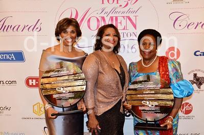 2016 Top30 Influential Women of Houston Awards Gala #3