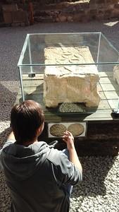 altar found found at magdala