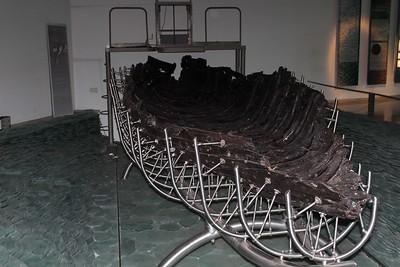 ancient jesus boat